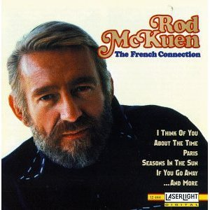 rod mckuen - the french connection CD 1994 delta laserlight stanyan used mint