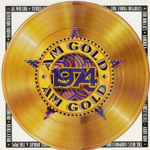 am gold 1975 - various artists CD 1996 EMI time life used mint