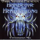 omar santana presents hardcore for the head strong CD 1999 offworld used mint