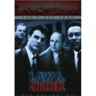 law & order - the first year DVD 6-discs 2002 universal used mint