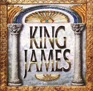 king james - king james CD 1994 star song used mint