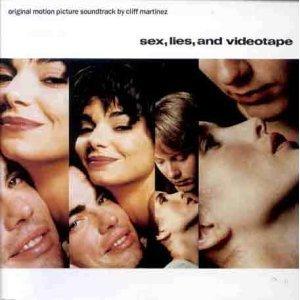 sex lies and vedeotape - original motion picture soundtrack by cliff martinez CD 1989 virgin mint