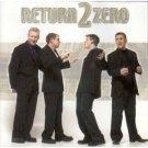 return 2 zero - return 2 zero CD 2000 R2Z records 13 tracks used mint