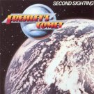 frehley's comet - second sighting CD 1988 megaforce atlantic CD 10 tracks used mint