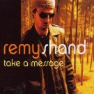 remy shand - take a message CD single 2001 motown universal 5 tracks used mint