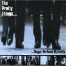 the pretty things ... - ... rage before beauty CD 1999 snapper new import