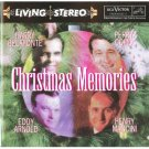 christmas memories - harry belafonte et al CD 1996 BMG used