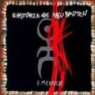 Einsturzende Neubauten - Halber Mensch CD 1995 thirsty ear used mint
