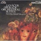 Janacek - Operatic Orchestral Suites - Frantisek Jilek Czech Phil CD 1984 supraphon denon japan new
