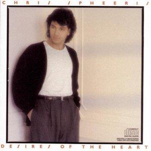chris spheeris - desires of the heart CD 1987 CBS used mint
