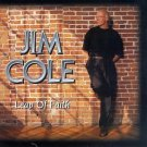 jim cole - leap of faith CD 1996 impact used mint