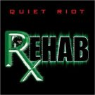 quiet riot - rehab CD 2006 chavis 11 tracks used mint