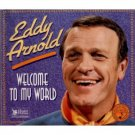 eddy arnold - welcome to my world CD 3-disc box 1996 readers digest used mint