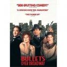 bullets over broadway - john cusack harvey fierstein DVD 1994 miramax 99 mins used mint