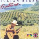 julian bream - guitarra the guitar in spain CD 1985 RCA used mint