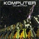 komputer - valentina E.P. CD 1997 mute 5 tracks used