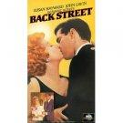 back street - susan hayward john gavin VHS 1992 MCA home video used mint