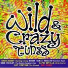 wild & crazy tunes - various artists CD 1994 priority 9 tracks used mint