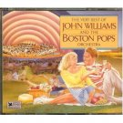 very best of john williams and boston pops CD 4-disc box 1995 readers digest used mint