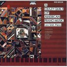 a crazy quilt of american piano music - leo smit piano CD 1986 amreco musicmasters japan used mint