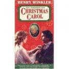 an american christmas carol - henry winkler susan hogan VHS 1995 goodtimes 98 mins mint