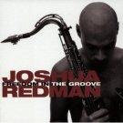 joshua redman - freedom in the groove CD 1996 warner used mint