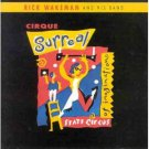 rick wakeman - cirque surreal CD 1996 magnum used mint