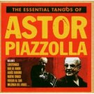 astor piazolla - essential tangos of astor piazolla CD 2003 union square music manteca used mint