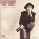 gail davies - pretty words CD 1989 MCA used near mint