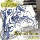 giovanni - always and forever CD 1998 damian music 17 tracks new import