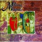Missa Magna - Diabolus in Musica - antoine guerber CD 1999 studio SM france used mint