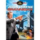 brannigan - john wayne DVD 2001 MGM used mint