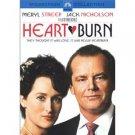 heart burn - meryl streep jack nicholson DVD 2004 paramount used mint