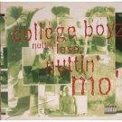 college boyz - nuttin' less nuttin' mo' CD 1994 virgin used mint