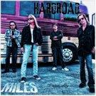hardroad - miles CD 8 tracks used mint