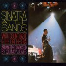 frank sinatra - sinatra at the sands CD 1998 warner reprise used mint