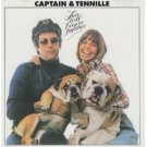 captain & tennille - love will keep us together CD 1995 A&M polygram used mint
