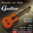 magic of the guitar -bach pachelbel chopin strauss schubert debussy CD 1994 st. clair