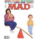 MAD Magazine No. 287 June 1989 used very good