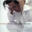 michael damian - dreams of summer CD 1991 A&M used mint
