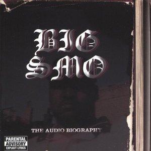 big smo - audio biography CD 2002 smomoney used mint
