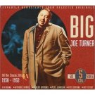 big joe turner - all the classic hits 1938 - 1952 CD 5-disc boxset 2003 JSP UK new