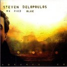 steven delopoulos - me died blue CD 2003 universal south used mint