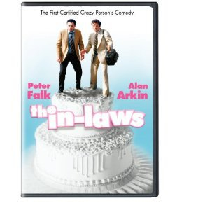 in-laws - peter falk alan arkin DVD 1979 2003 warner used mint