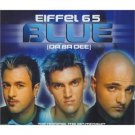 eiffel 65 - blue da ba dee CD 1999 eternal 4 tracks used minti