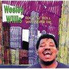 wesley willis - rock n roll will never die CD 1996 oglio used