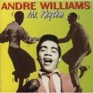 andre williams - mr. rhythm CD 1996 regency records canada used mint