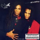 milli vanilli - all or nothing CD 1988 hansa bmg ariola used mint