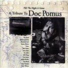 till the night is gone - tribute to doc pomus CD 1995 rhino used mint
