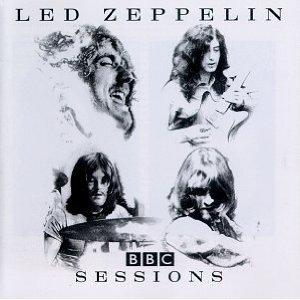 led zeppelin - BBC sessions Vinyl 4-LP limited edition boxset 1997 atlantic used mint